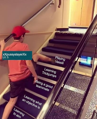 Stairskip